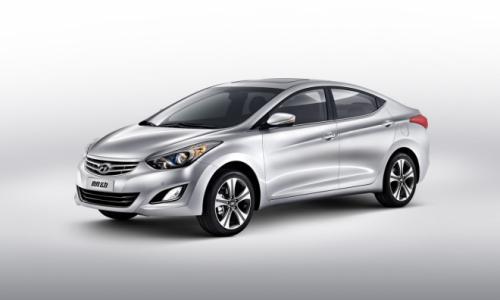 Hyundai Elentra:Trẻ trung, năng động - 7