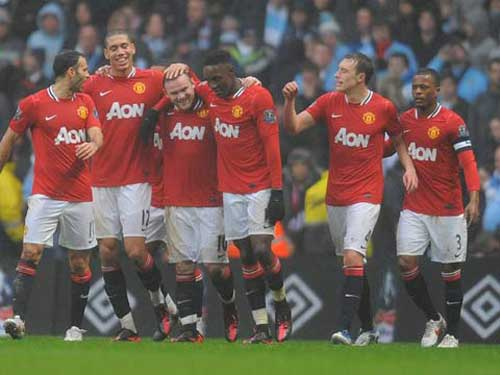 Derby Manchester: Hiểm địa Etihad - 1