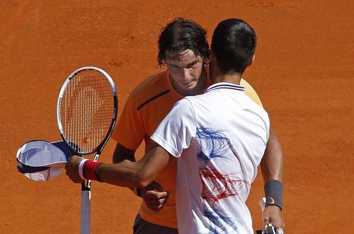 Tennis 8: Nadal khiêu chiến Djokovic - 1