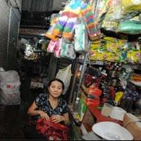 Ế ẩm, nhiều tiểu thương bỏ chợ