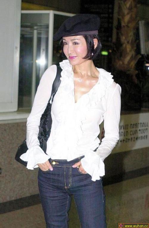 Ở tuổi 67, Phan Nghinh Tử vẫn y hệt như một phụ nữ
