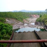 Hà Tĩnh: Dân xuống hồ mò thịt bò về ăn
