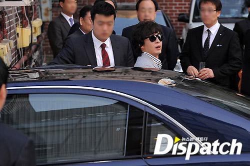 Bae Yong Joon xuất hiện cùng Kim Hye Soo - 1