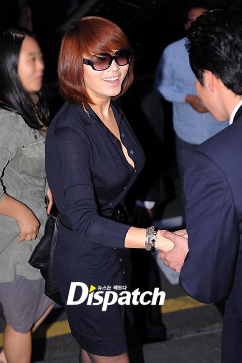 Bae Yong Joon xuất hiện cùng Kim Hye Soo - 13