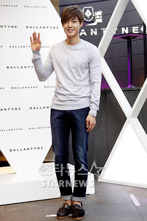 Bae Yong Joon xuất hiện cùng Kim Hye Soo - 14