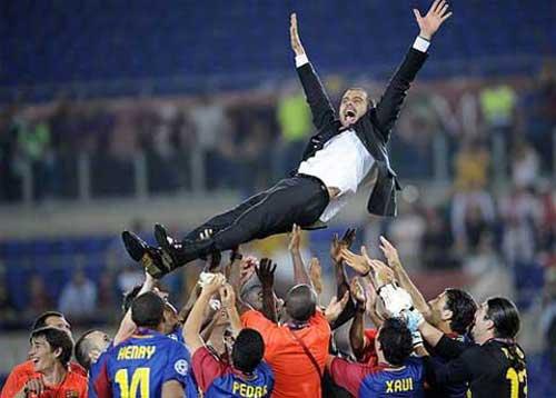 Guardiola rời Barca: Kết thúc 1 chu kì - 1