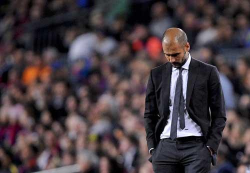 Guardiola rời Barca: Kết thúc 1 chu kì - 2