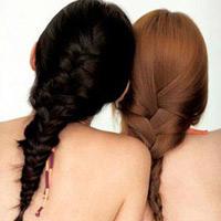 Tự tết tóc rết điệu nghệ