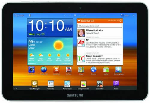 Top 5 tablet Android giá mềm nên mua - 1