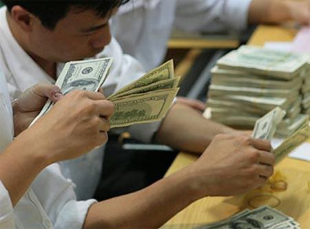 Giá USD nhảy dựng vì... chính sách - 1