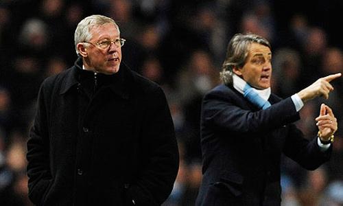 Derby Manchester: Ai ở cửa trên? - 1