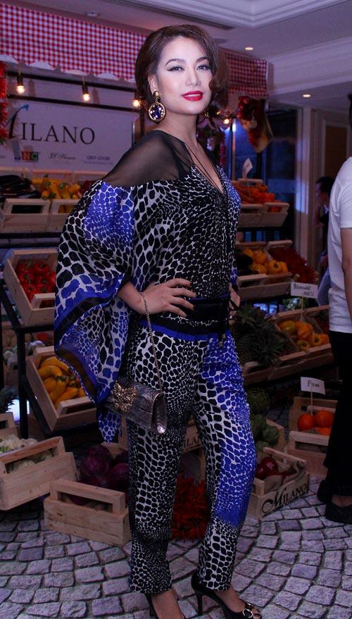 Mai Phương Thúy sexy váy hiệu trăm triệu - 18
