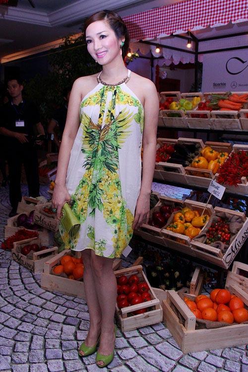 Mai Phương Thúy sexy váy hiệu trăm triệu - 8
