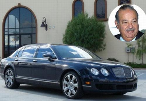 Những người giàu nhất thế giới đi xe gì? - 1