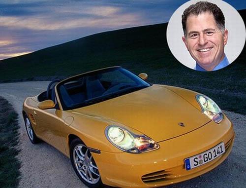 Những người giàu nhất thế giới đi xe gì? - 10