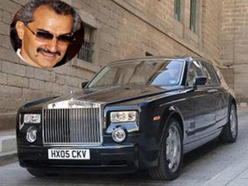 Những người giàu nhất thế giới đi xe gì? - 4