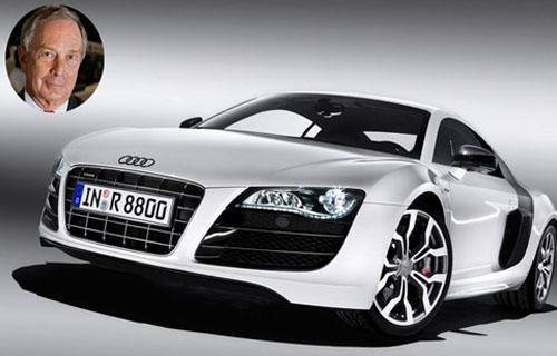 Những người giàu nhất thế giới đi xe gì? - 6