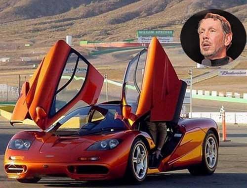 Những người giàu nhất thế giới đi xe gì? - 7