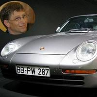 Những người giàu nhất thế giới đi xe gì?