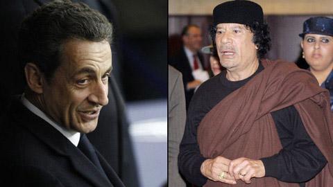 TT Pháp nhận 50 triệu euro từ Gadhafi? - 1
