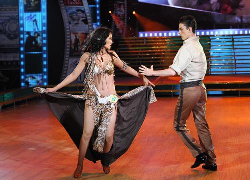 Bước nhảy 6: Đêm thăng hoa và sexy - 3