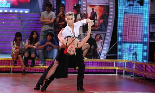Bước nhảy 6: Đêm thăng hoa và sexy - 17