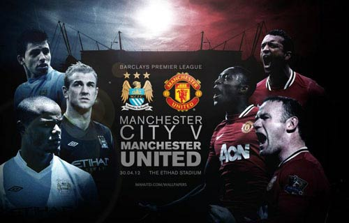 Nh ci: Man City trn c MU, Bng , derby thanh manchester, derby manchester, man city - mu, man city, mu, tevez ghi ban, rooney ghi ban, tevez, rooney, aguero, hlv mancini, hlv ferguson, quy do, the citizens, bongda, bong da 24h, ket qua bong da, bao bong da