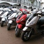 Ô tô - Xe máy - Thị trường xe máy tháng 4: Ngoại về, nội ế!