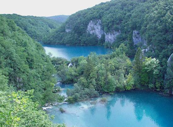Có một thiên đường ở Croatia mang tên Plitvice - 1