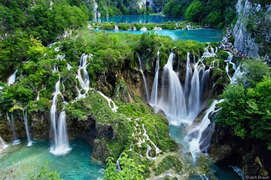 Có một thiên đường ở Croatia mang tên Plitvice - 2