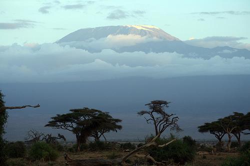 Kilimanjaro, người khổng lồ của Châu Phi - 1