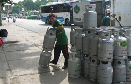 Giá gas giảm mạnh từ hôm nay - 1