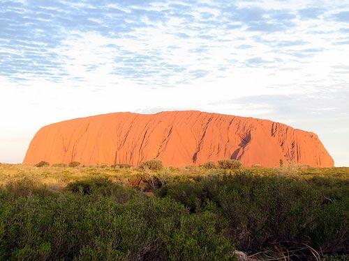 Uluru, ngọn núi bất phàm - 2