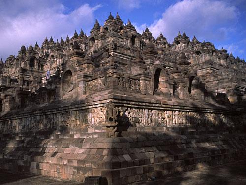 Đền Borobudur - kì quan Phật giáo lớn nhất thế giới - 3
