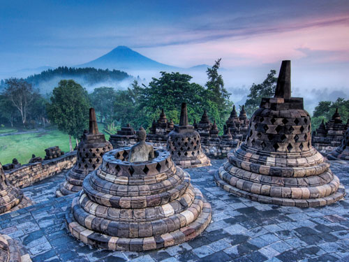 Đền Borobudur - kì quan Phật giáo lớn nhất thế giới - 4