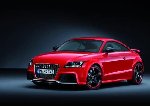 Audi TT-RS Plus giá 80.000 USD - 2
