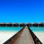 Du lịch - Đảo Cocoa - Maldives, bồng lai tiên đảo
