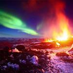 Du lịch - Đẹp kỳ ảo thiên nhiên vùng núi Iceland