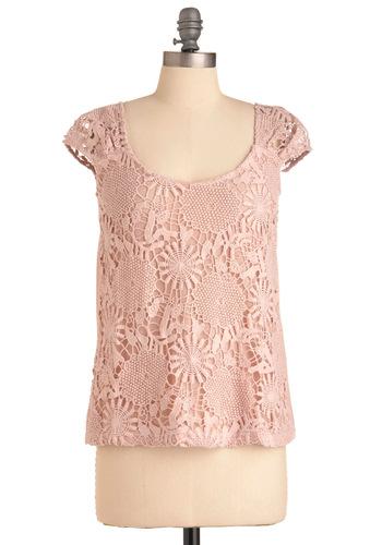 9 chiếc áo ren đẹp cho mùa hè - 6