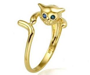 Nhẫn cũng đáng yêu như... mèo - 13