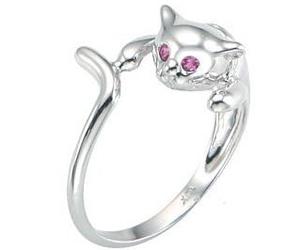 Nhẫn cũng đáng yêu như... mèo - 14