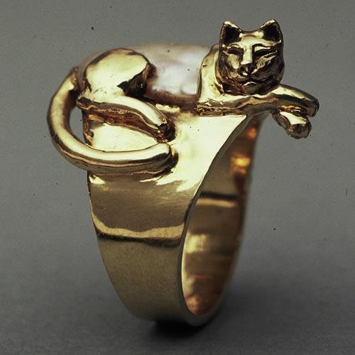 Nhẫn cũng đáng yêu như... mèo - 12