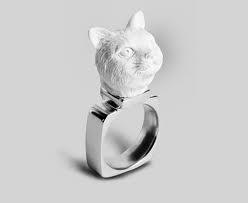 Nhẫn cũng đáng yêu như... mèo - 2