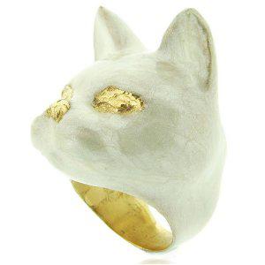 Nhẫn cũng đáng yêu như... mèo - 4