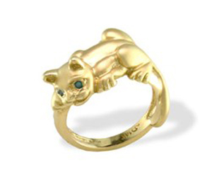 Nhẫn cũng đáng yêu như... mèo - 10