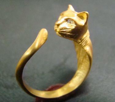 Nhẫn cũng đáng yêu như... mèo - 28