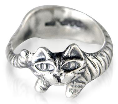 Nhẫn cũng đáng yêu như... mèo - 42