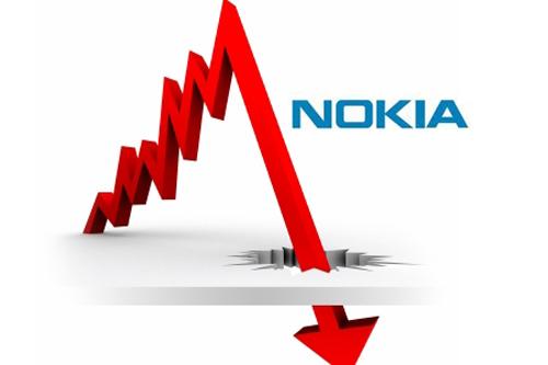 Nokia: Đế chế huy hoàng bắt đầu sụp đổ - 1