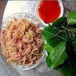 Ẩm thực - Thịt lợn muối chua ăn nhiều không ngấy