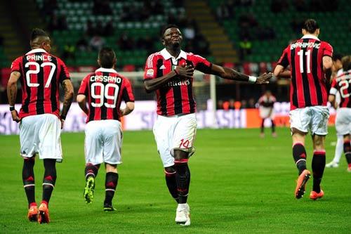 Milan - Atalanta: Đốt cháy con tim - 1